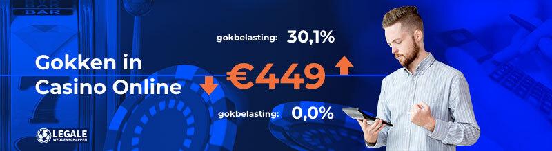 Gokken Belasting in Casino Online