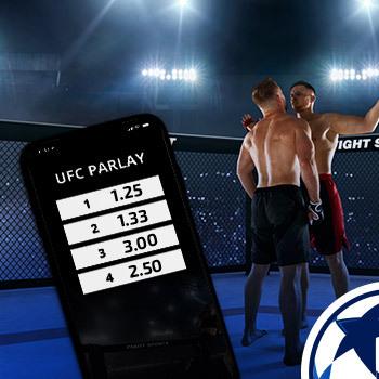 UFC Parley Bet