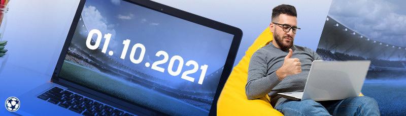 Gok Online in Nederland – 1 Oktober 2021