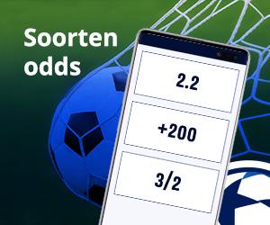 Voetbal – Soorten odds