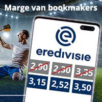 Marge van bookmakers / goksites