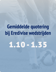 Ajax Amsterdam Quoteringen in de Eredivisie