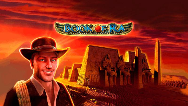 Book of Ra gokkast demo
