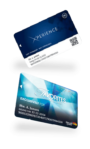 Xperience Card / Favoriete Card